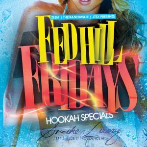 Fed Hill Fridays